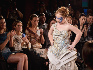 Madeline Stuart Just Rocked the Runway at New York Fashion Week