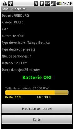 Batterie O.K.