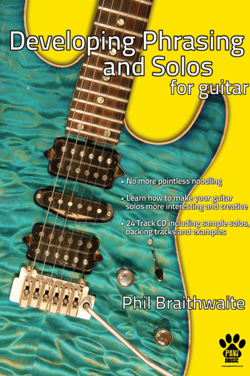 Developing Phrasing and Solos eBook Bundle
