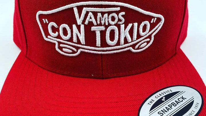 vamos con tokio hats