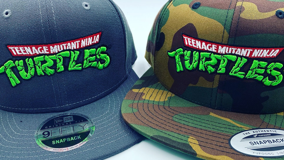 Ninja turtles hats