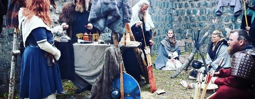 Historien Olof glömde berätta - Prisma School Production (under produktion)