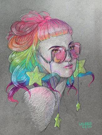 Rainbow Babe