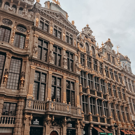 16 Things To See And Do In Brussels | Budget City Guide