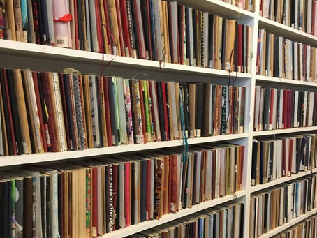 Brooklyn Art Library/ The Sketchbook Project   Travel Recommendation