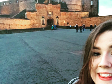The Story Of My First Solo Trip | Edinburgh