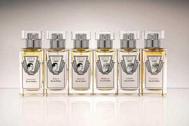 Nostalgic Perfume House Deco London Launches in Cologne & Cotton