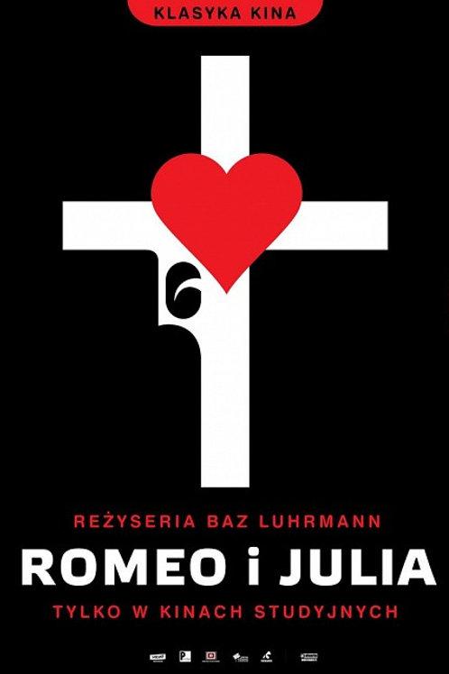 Romeo i Julia - plakat