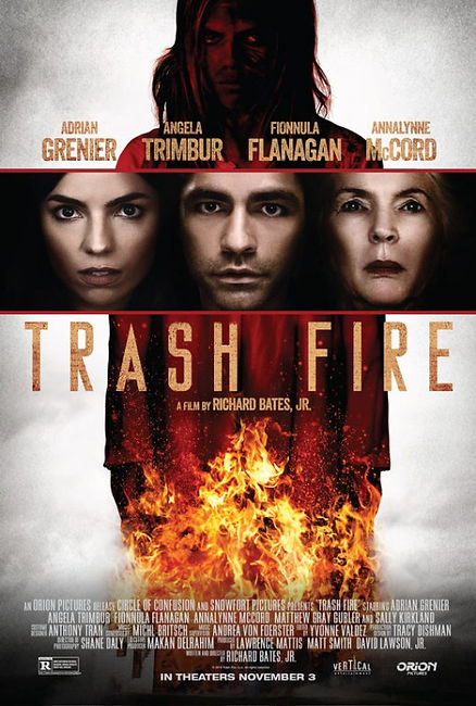 Film Trash Fire