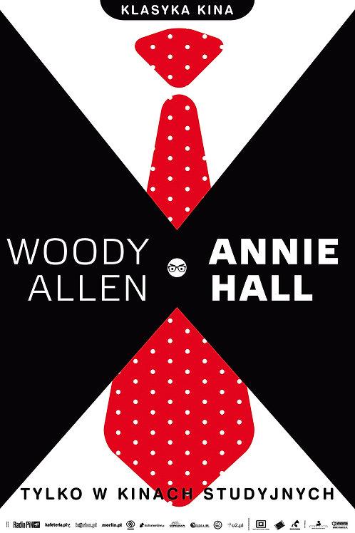 Annie Hall - plakat