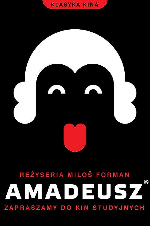 Amadeusz - plakat