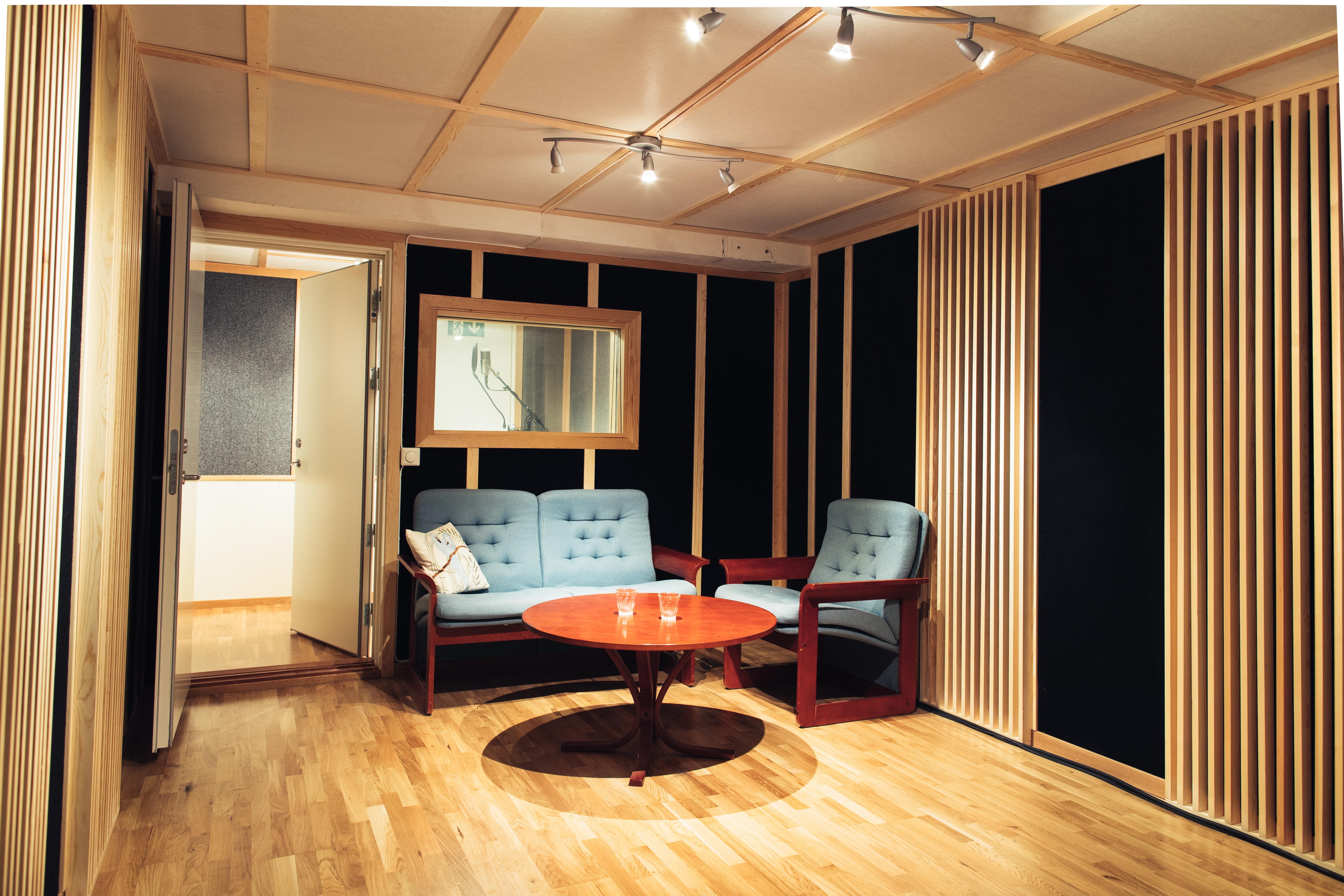 Studio B sittegruppe