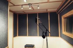 Opptaksrom Studio B