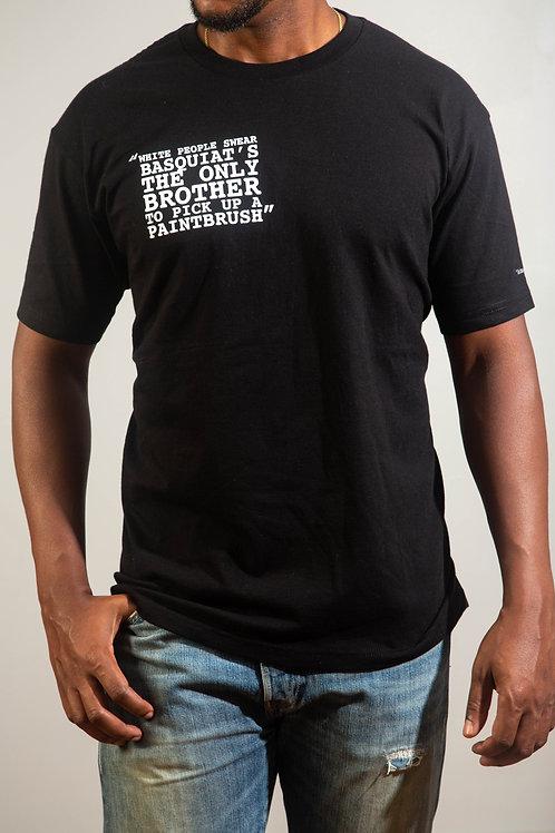 """White People Swear,"" T-Shirt"