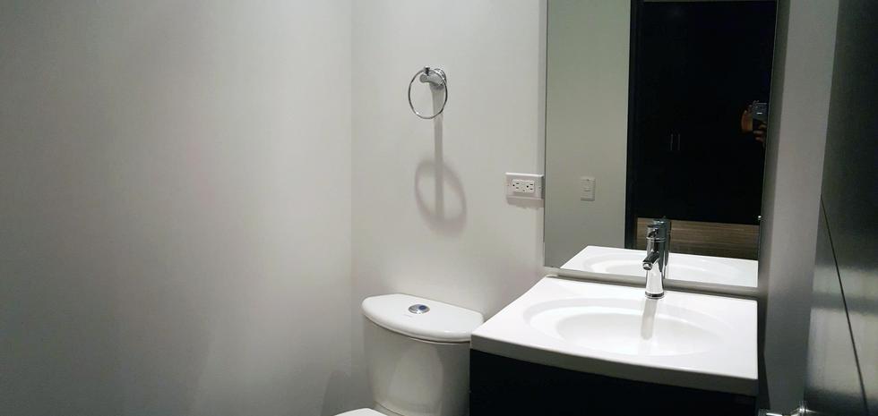El baño de tu habitación