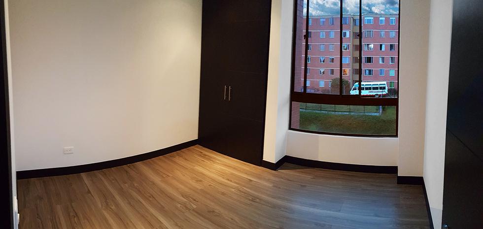 La segunda habitación.