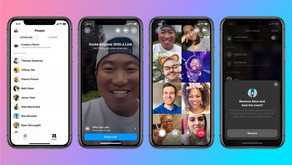 FacebookのZoom対抗ビデオ会議「Messenger Rooms」、最大50人に対応--セキュリティにも配慮