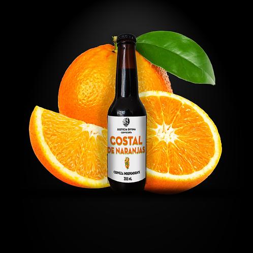 Costal de Naranjas | Milkshake Cream Ale | Justicia Divina
