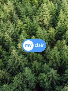My clair