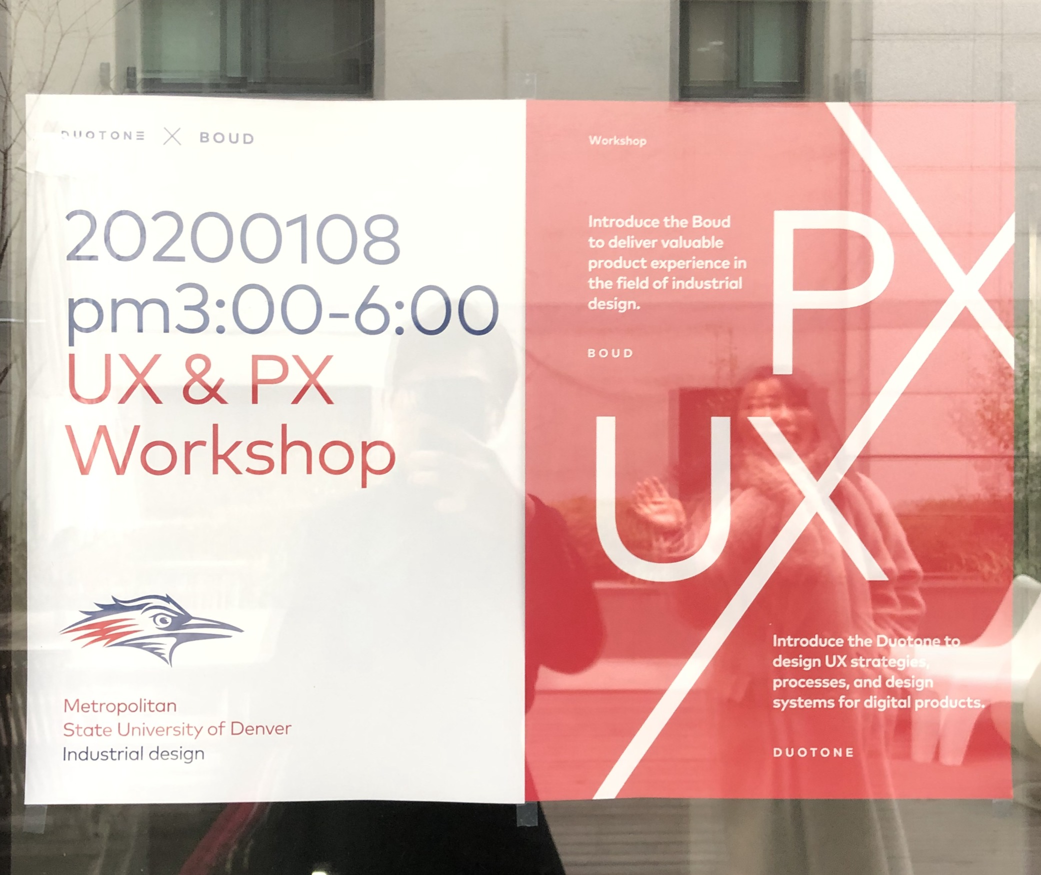 UX / PX workshop