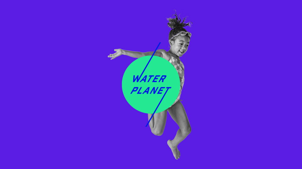 We have designed a water park brand concept that will keep you cool this summer.  To give a feel of another planet, We applied a new type of interactive BI.  Unfamiliar but unique brand strategy The design will be different from the existing competitors