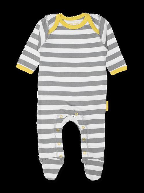 Toby Tiger Babygrow Stripe Print