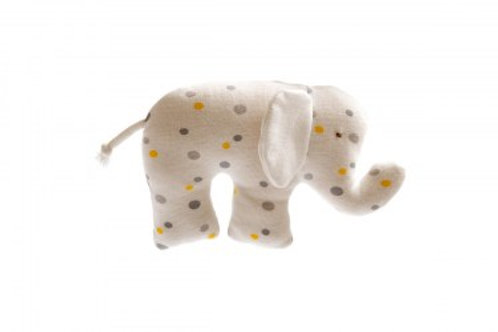 Scrappy Elephant Baby Toy