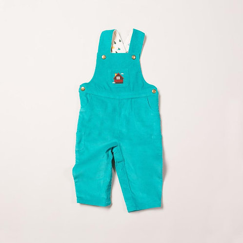 Little Green Radicals Cabin Classic Dungarees