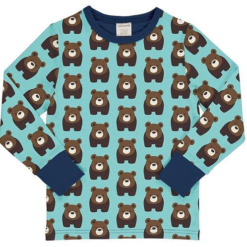 Maxomorra LS Bear Top