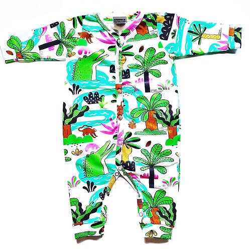 Raspberry Republic Pyjamasuit