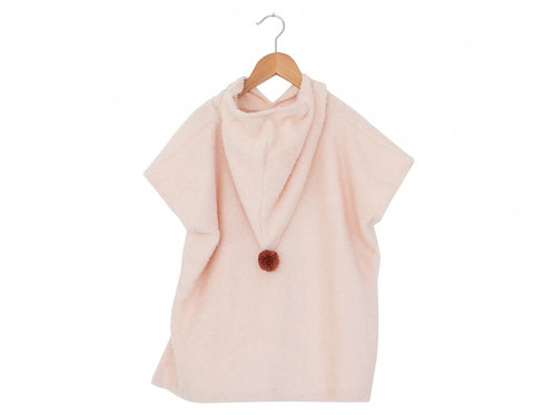 Organic Cotton Bath Poncho