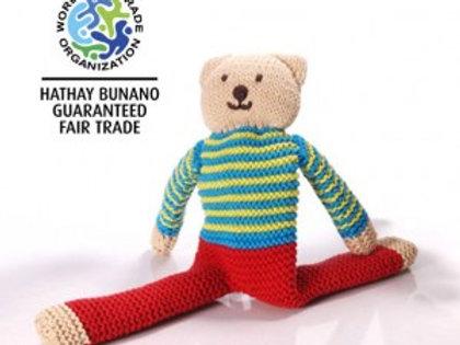 Fair Trade Crochet Teddy Bear