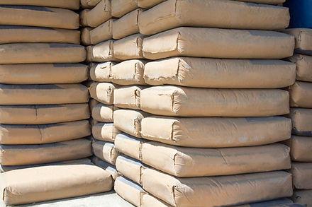 Cement-Sacks-Pile