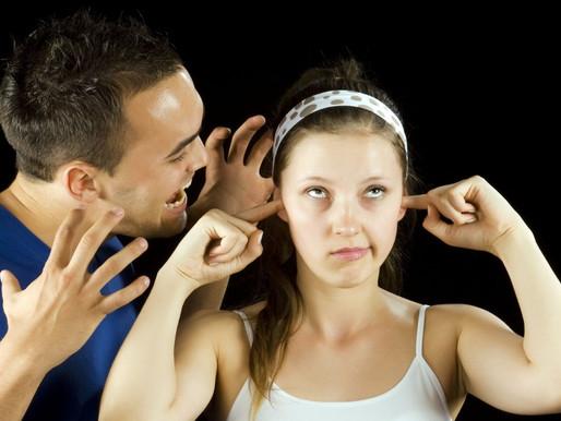 Meu filho finge que não me escuta! O que pode estar acontecendo? (parte 1)