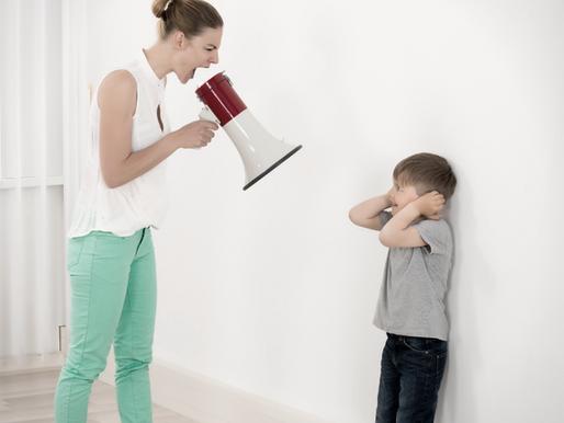 Gritei com meu filho, perdi a cabeça! O que fazer após perder o controle?