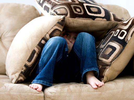 O que pode causar a depressão na infância?