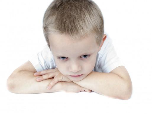 Como identificar a depressão na infância? Fique atento aos 13 sinais!