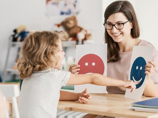 Psicólogo infantil: Quando é necessário levar a criança?