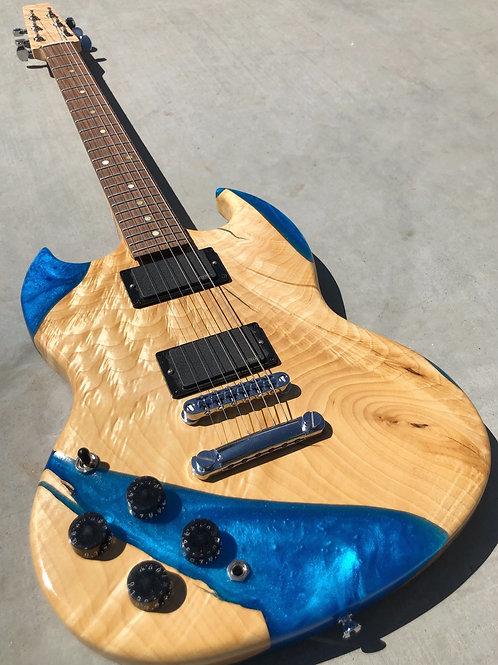 River guitar series