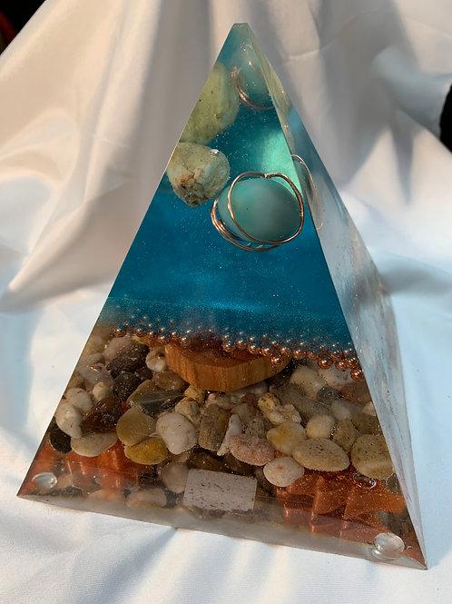 Pisces Zodiac Pyramid