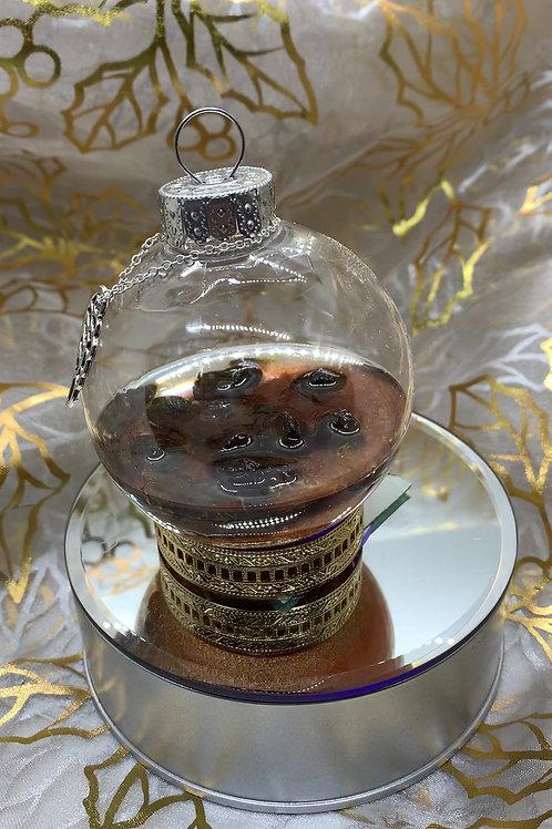 JANUARY Birthstone Ornament