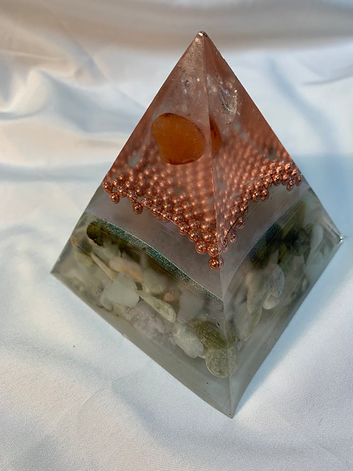 Aries Zodiac Pyramid