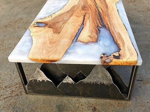 SNOW Series Coffee Table -Duel Creation