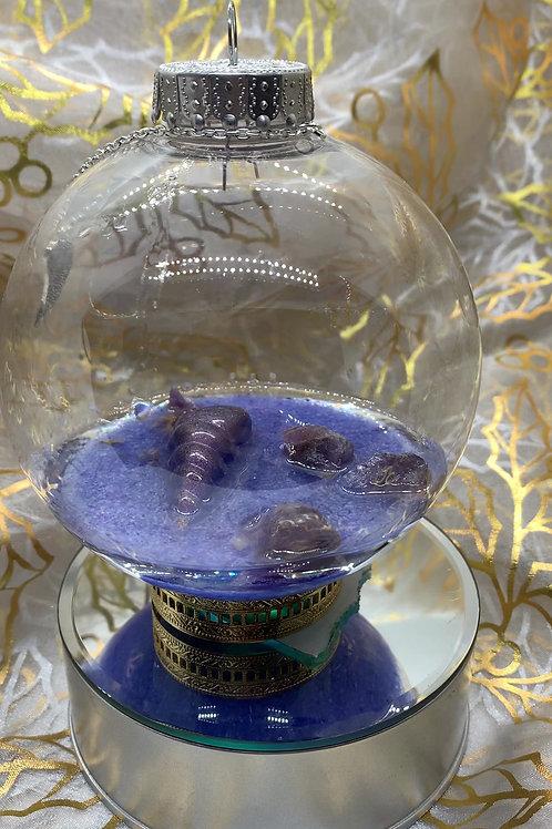 SEPTEMBER Birthstone Ornament