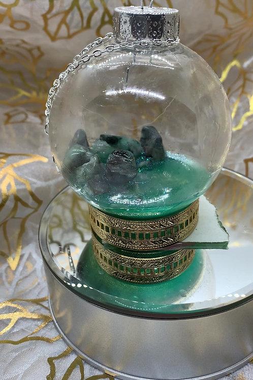 DECEMBER Birthstone Ornament