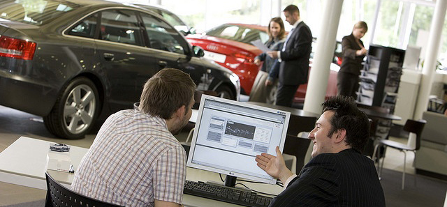 Automotive Dealer Marketing Services