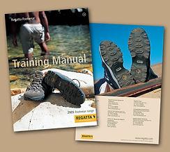 Regatta European Sales Training Manual (JAM)