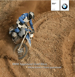 BMW Motorrad Approved Used