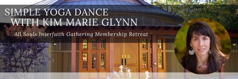 Simple Yoga Dance with Kim Marie Glynn
