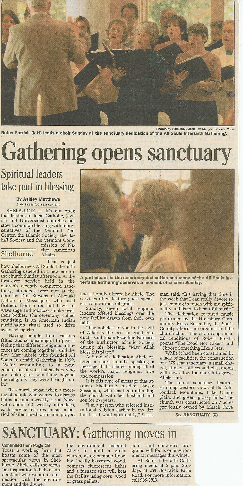 2007.10.08 Burlington Free Press 10_08_07.jpg